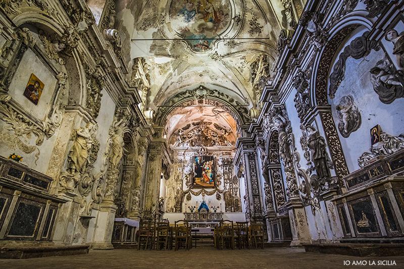 Sambuca di Sicilia - Chiesa di Santa Caterina