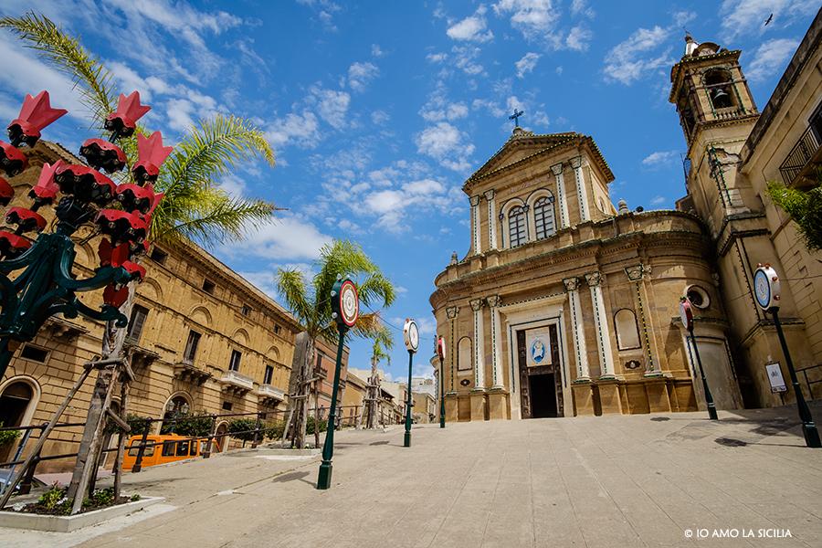 Sambuca di Sicilia - Chiesa del Carmine