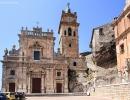 Chiesa Madre Caccamo - Facciata