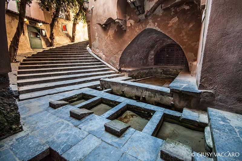 Lavatoio Medioevale di Cefalù
