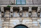 Balconi barocchi