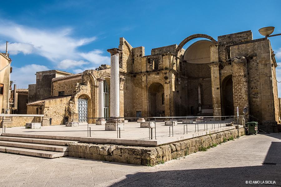 Salemi - Ex Chiesa Madre