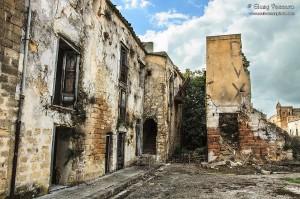 La città fantasma di Poggioreale