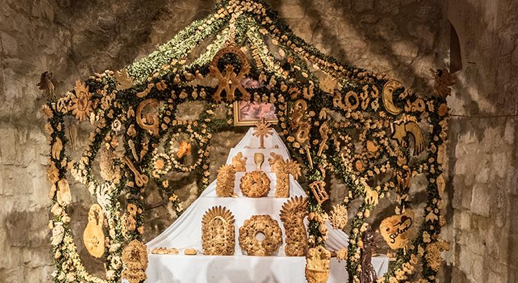 Altari di S Giuseppe