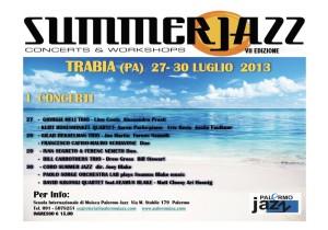 Summer Jazz Trabia 2013
