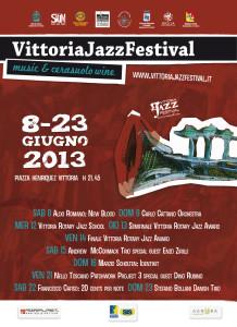 Vittoria Jazz Festival 2013