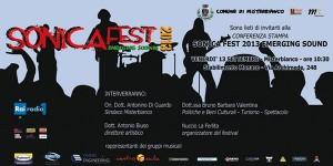 Sonica-Fest 2013