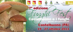 Fungo Fest a Castelbuono