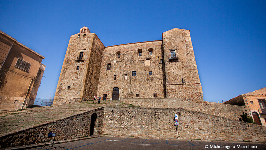 Castello dei Ventimiglia a Castelbuono