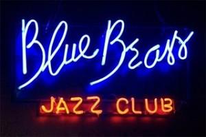 Logo Blue Brass
