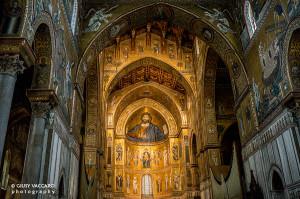 Cristo Pantocratore Duomo di Monreale
