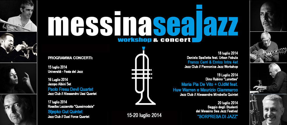 Messina Sea Jazz Festival 2014