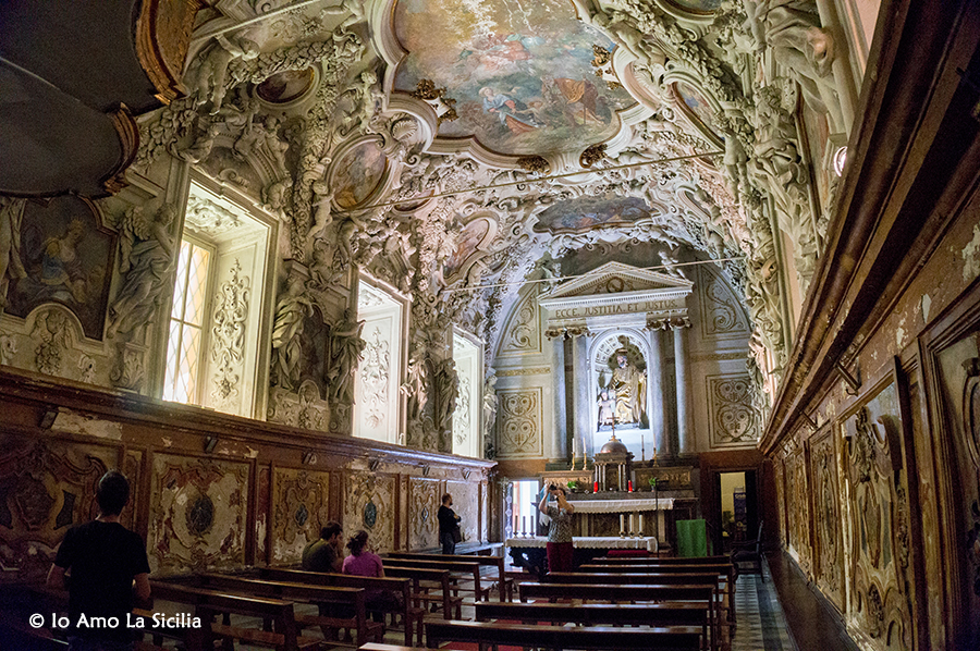 Oratorio S. Giuseppe dei Falegnami