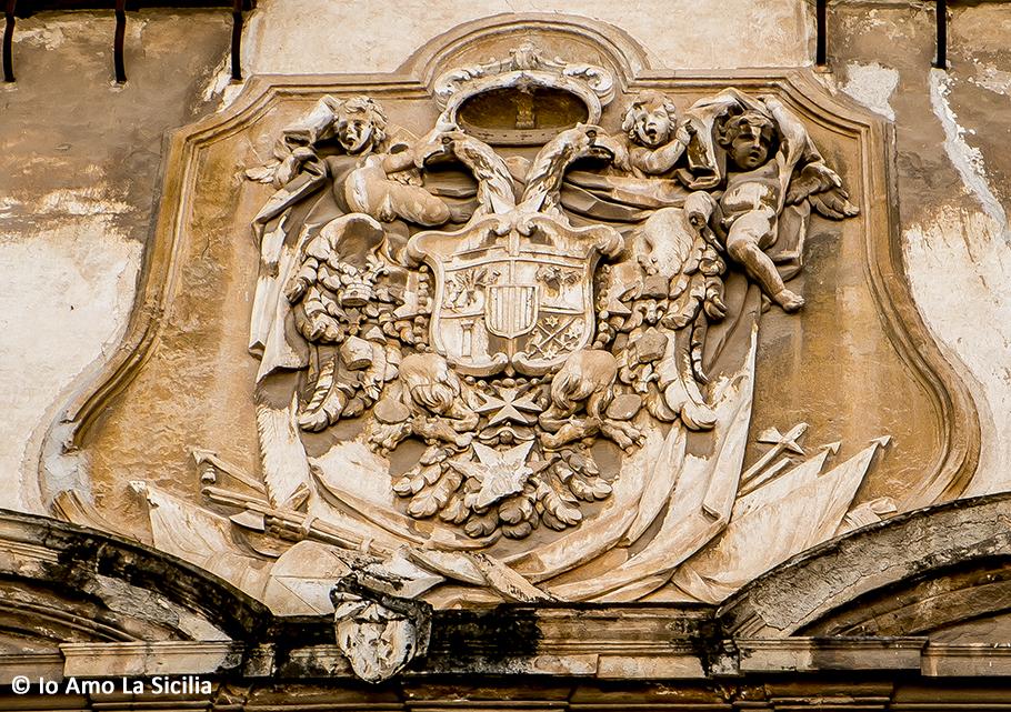 Stucchi del Serpotta Palazzo Alliata di Villafranca