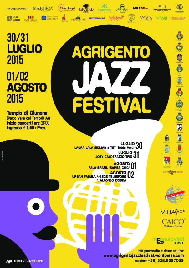 agrigento jazz festival