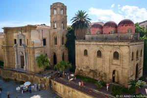Chiesa della Martorana e Chiesa di San Cataldo