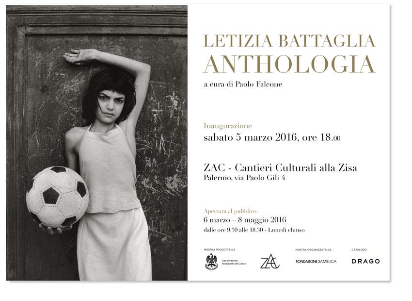 Letizia Battaglia Anthologia