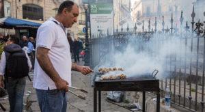 Street food Palermo