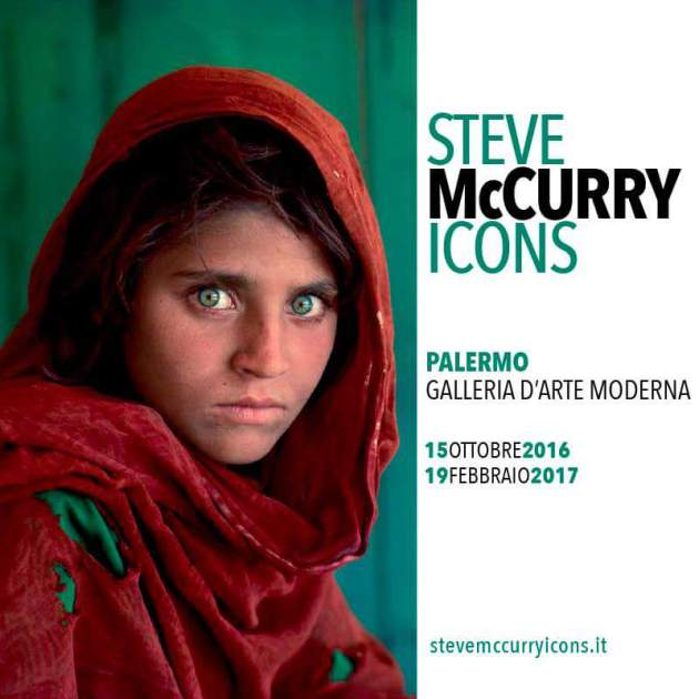 icons di steve mccurry in mostra a palermo