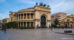 Il Teatro Politeama Garibaldi di Palermo