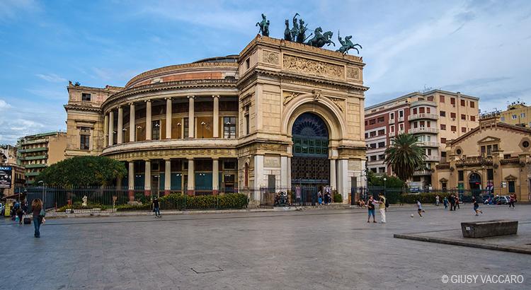Teatro Politeama di Palermo