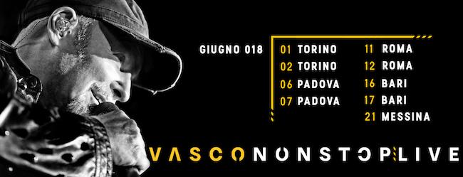 VascoNonStop Live 2018