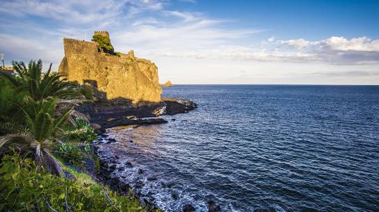 Cosa vedere vicino Catania: il castello normanno ad Aci Castello