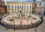 La fontana Pretoria a Palermo