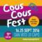 Dal 16 al 25 settembre torna il Cous Cous Fest