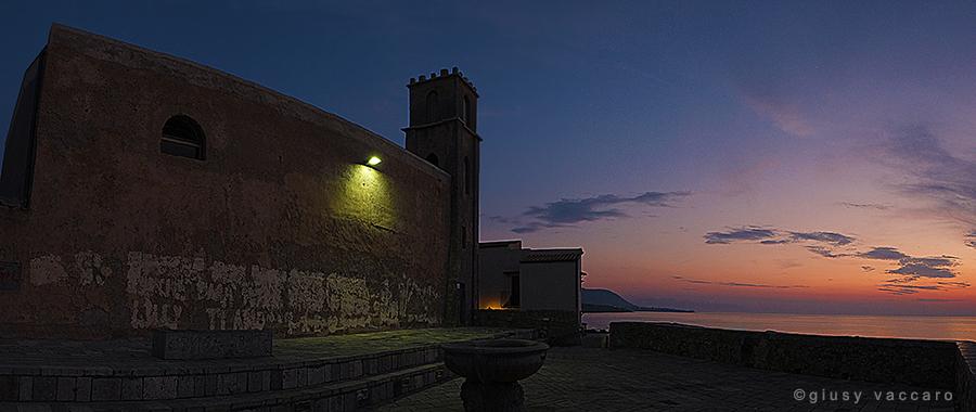 Cosa vedere a Cefalù:  Bastione di Capo Marchiafava
