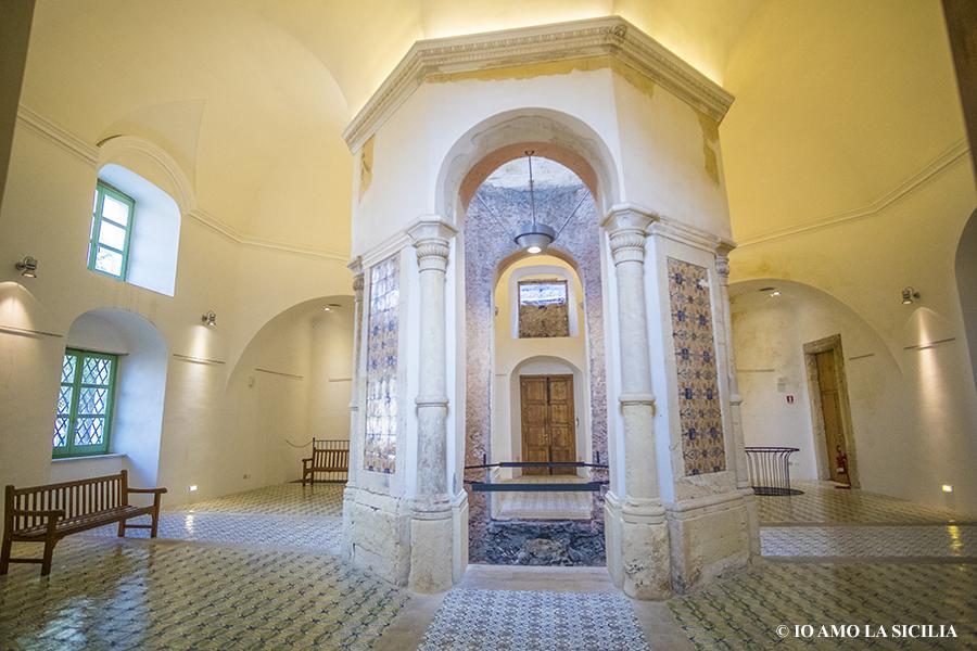 Monastero dei Benedettini - La cucina