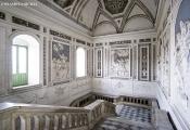 Monastero dei Benedettini Catania - Scalinata monumentale