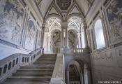 alone monumentale al Monastero dei Benedettini