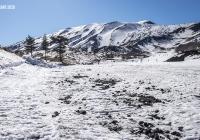 Nweve sull\'Etna