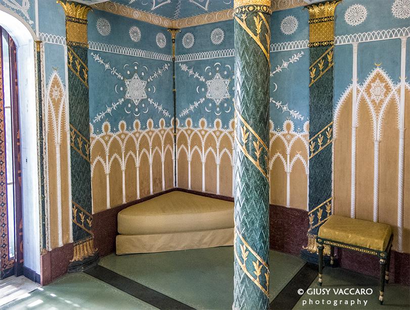 La palazzina cinese di palermo l 39 antica dimora reale in for Decorazioni stanza
