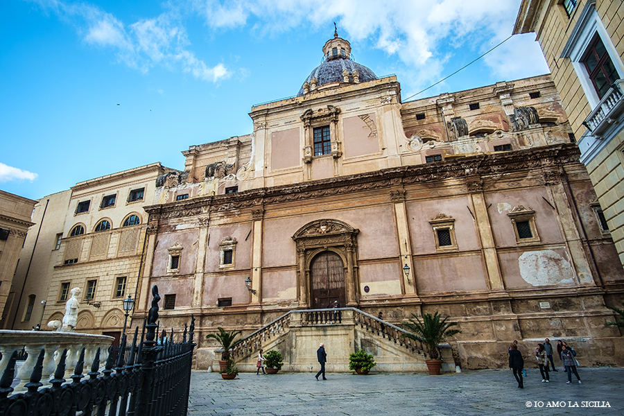 Chiesa di Santa Caterina a Palermo