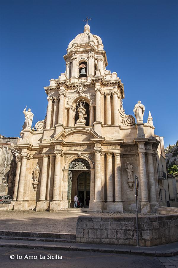 Scicli Chiesa di S. Bartolomeo