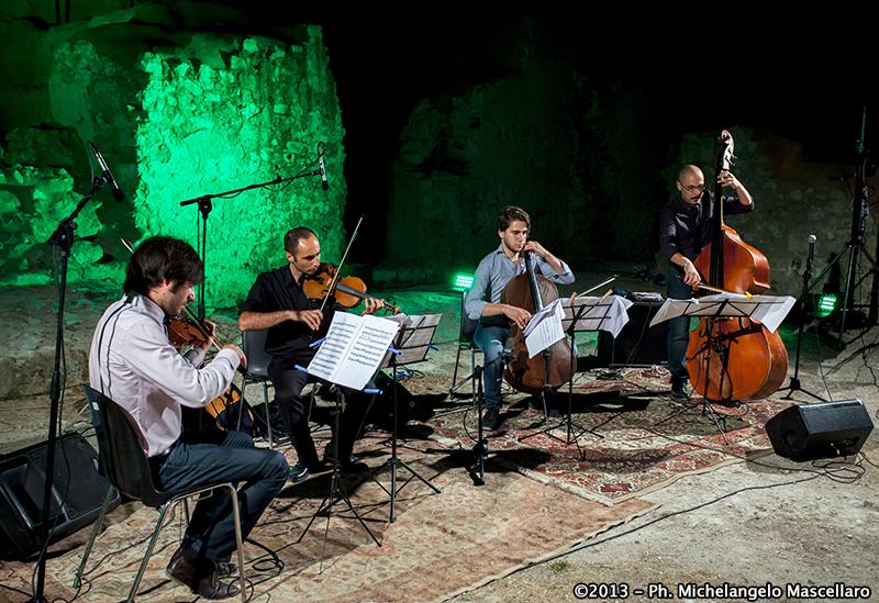 02 String Sharper Quartet