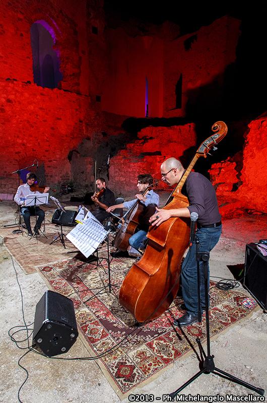 03 String Sharper Quartet