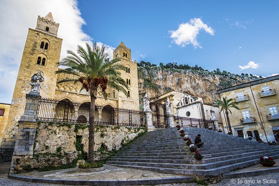 Cosa vedere a Cefalù: Duomo di Cefalù