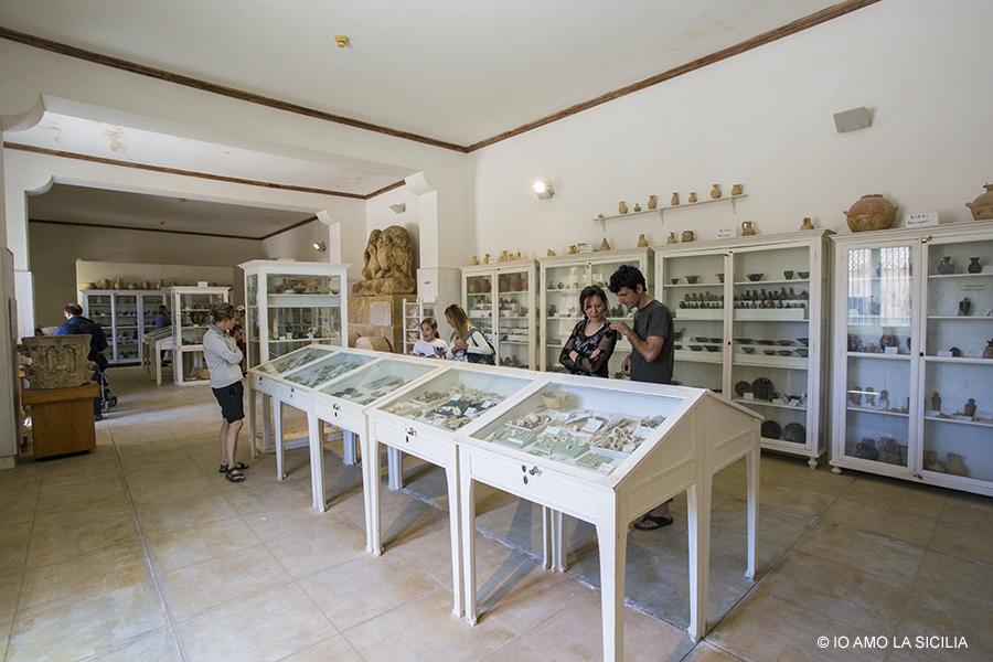 L'isola di Mozia: museo Witaker