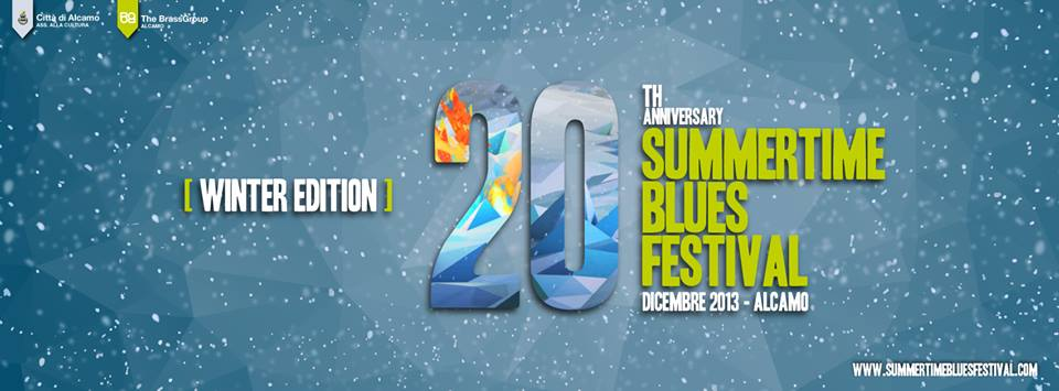 Summer Blues Festival 2013 Winter Edition