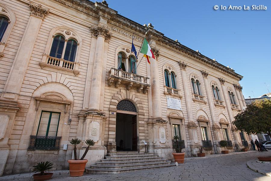 Municipio Scicli - Commissariato di Vigata