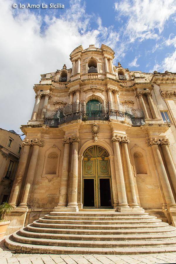 Scicli Chiesa di San Giovanni Evangelista