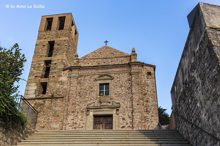 Chiesa Madonna del Carmine a Raccuja