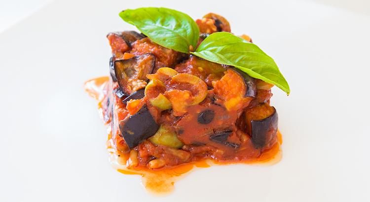 La caponata di melanzane: origini e ricetta io amo la sicilia