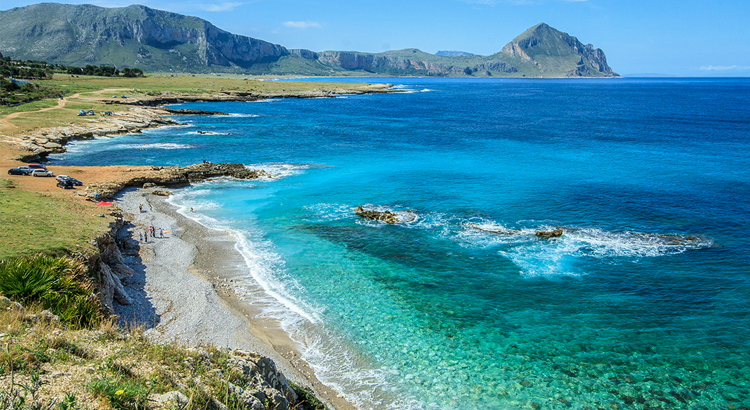 Cartina Della Sicilia Con Le Isole.Le Piu Belle Spiagge Della Sicilia Dove Si Trova Il Mare Piu Bello