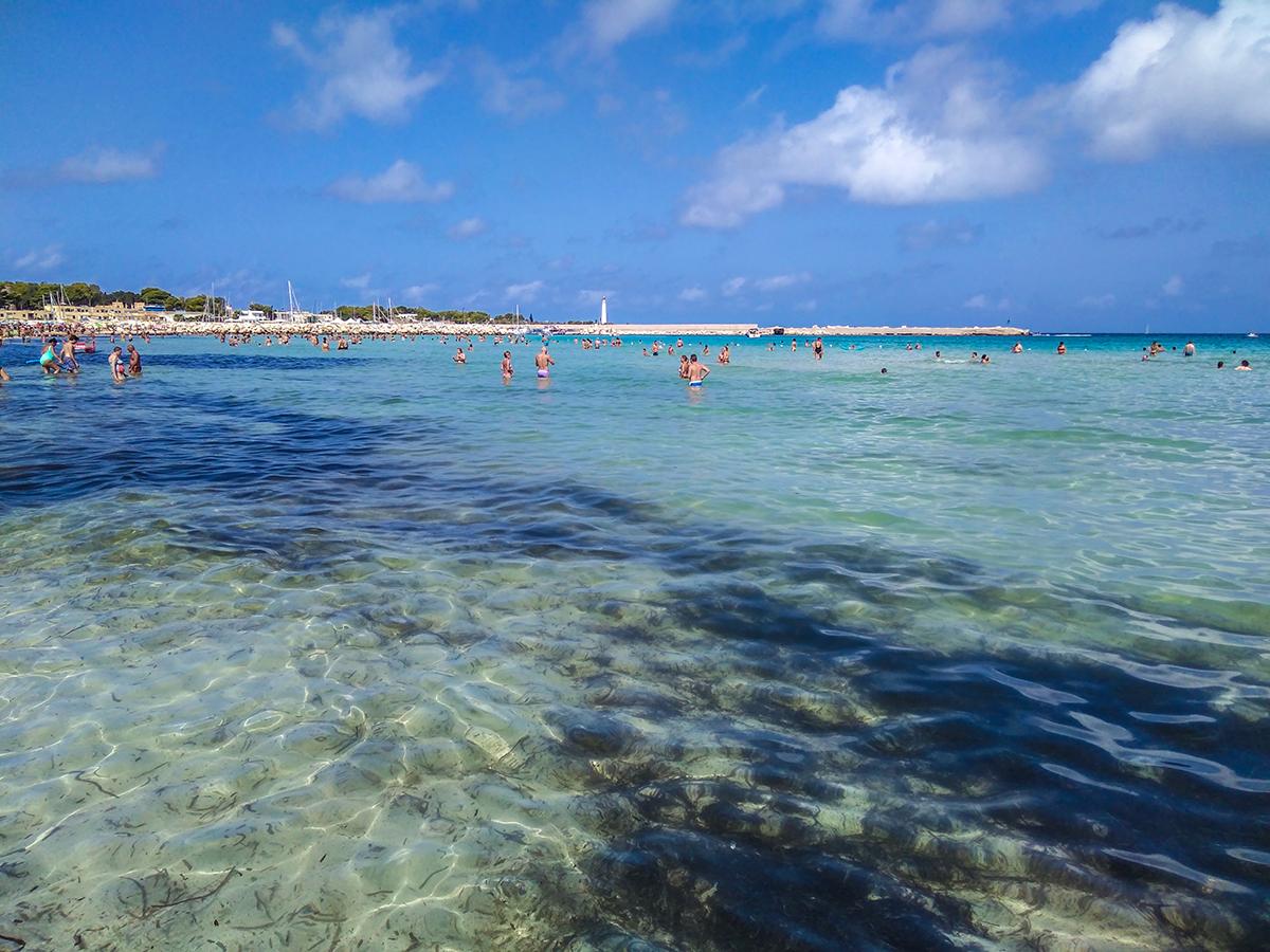 Spiaggia di S. Vito Lo Capo