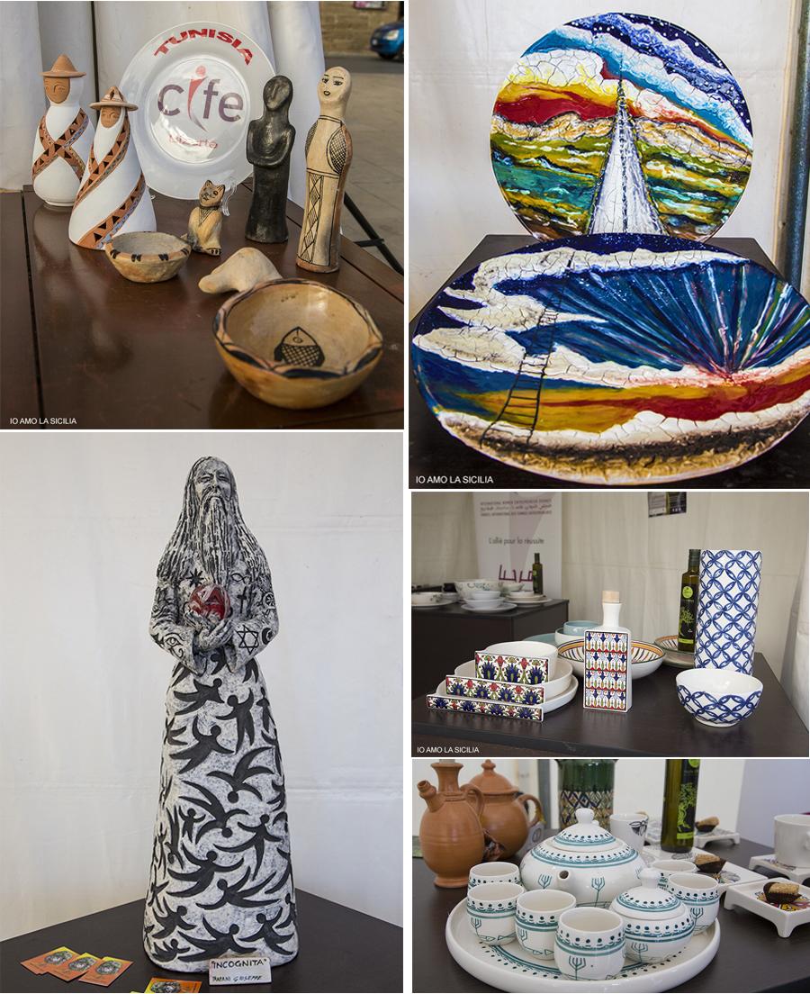 Buongiorno Ceramica Sciacca opere