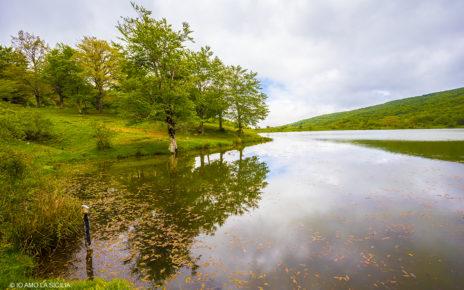 Lago Maulazzo Parco dei Nebrodi